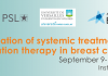 Institut Curie's international course on Association of systemic treatments & radiation therapy in breast cancer