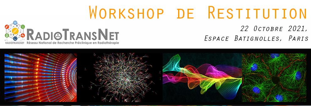Workshop de Restitution – 22 Octobre 2021